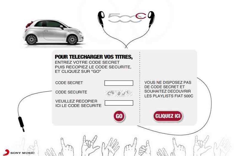 Fiat500sonymusic