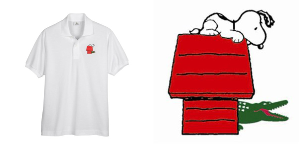 Lacoste-snoopy