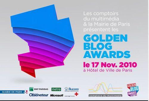 Goldenblog affiche