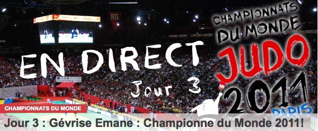 Judo championnat du monde 2011