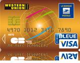 Carte Bleue Western Union.La Banque Postale Et Western Union Lancent Une Carte Le