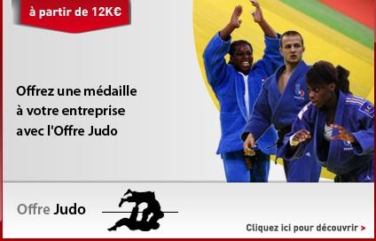 Offre judo sponsorise me
