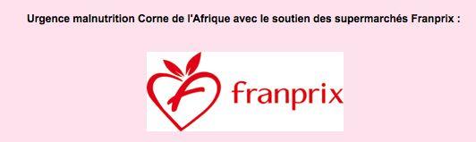 Franprix unicef