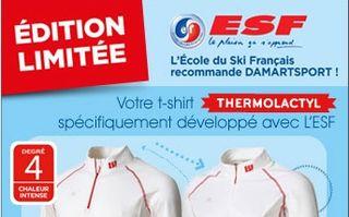 Damartsport ESF