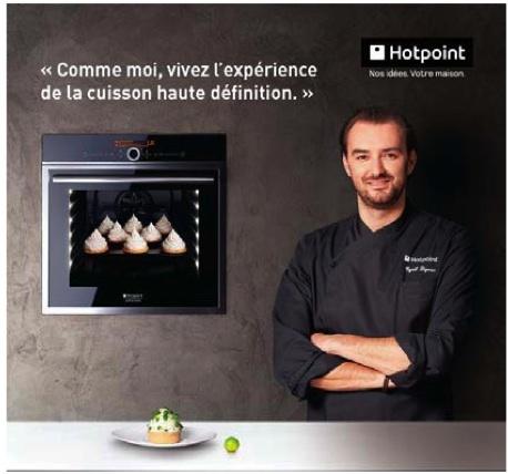 Hotpoint cyril lignac