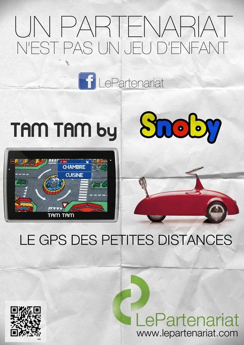 SNOBY GPS