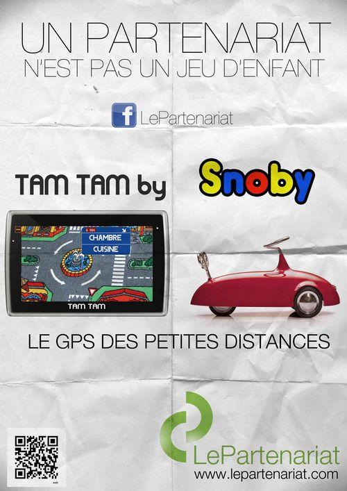 SNOBY GPS