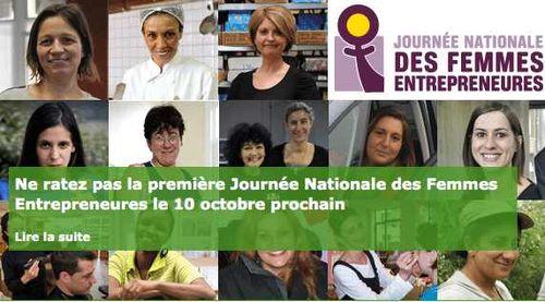 Jounrée nationale femmes entrepreneures