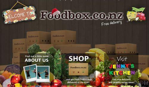 Foodbox nz