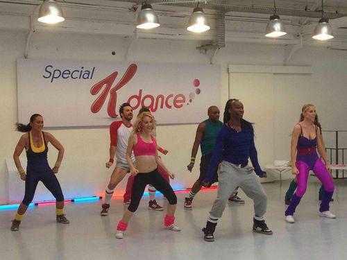 Special K Dance