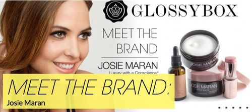 Glossy box meet the brand