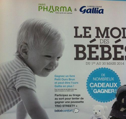 Gallia bébés