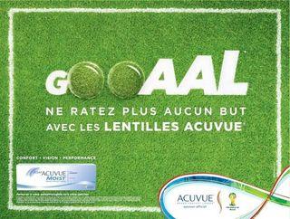 Goal acuvue