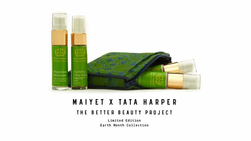 Mayet X Tata Harper - the better beauty project