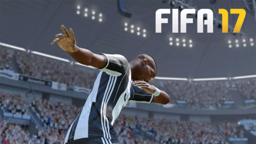 Fifa 17 dab pogba