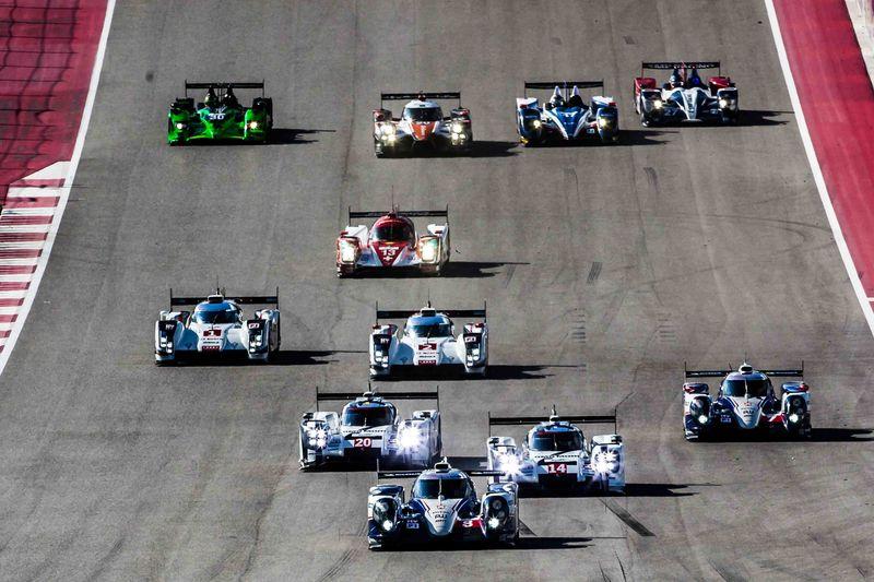 Endurance FIA 2015